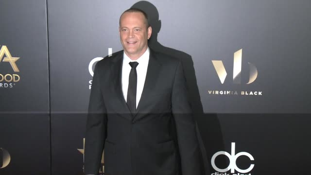 vince vaughn at 20th annual hollywood film awards at the beverly hilton hotel on november 06, 2016 in beverly hills, california. - vince vaughn stock videos & royalty-free footage