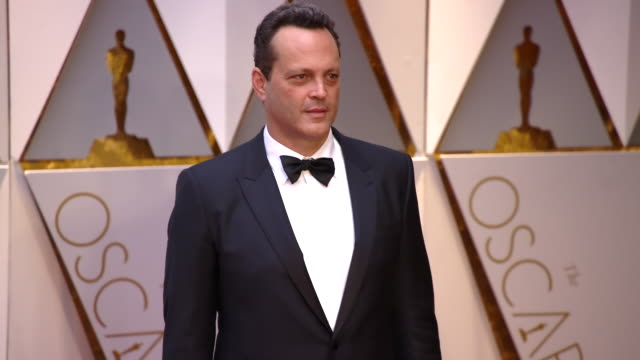 vince vaughn at 89th annual academy awards - arrivals at hollywood & highland center on february 26, 2017 in hollywood, california. 4k available -... - vince vaughn stock videos & royalty-free footage