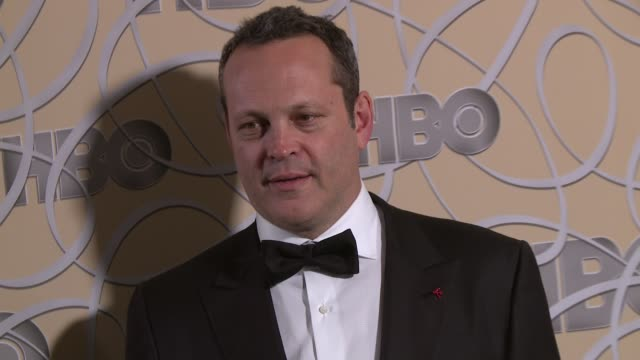 Vince Vaughn at HBO's Official Golden Globe Awards After Party in Los Angeles CA