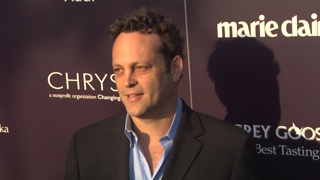 vince vaughn at the 10th annual chrysalis butterfly ball at los angeles ca. - vince vaughn stock videos & royalty-free footage