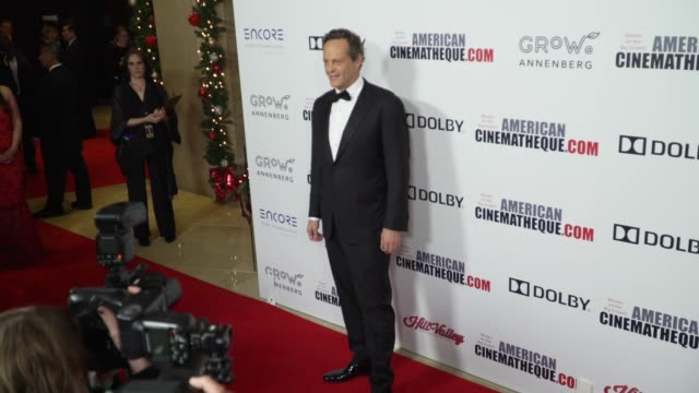 vince vaughn at the 32nd annual american cinematheque award honoring bradley cooper at the beverly hilton hotel on november 29, 2018 in beverly... - vince vaughn stock videos & royalty-free footage