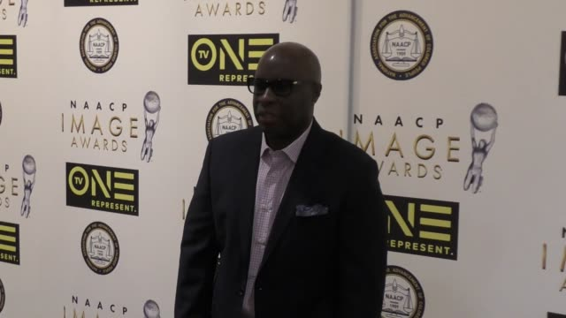 Vince Wilburn Jr at the 48th NAACP Image Awards Nominees' Luncheon on January 28 2017 in Hollywood California