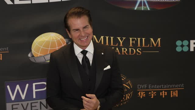vincent de paul at the 24th family film awards at hilton los angeles/universal city on march 24, 2021 in universal city, california. - universal city stock videos & royalty-free footage
