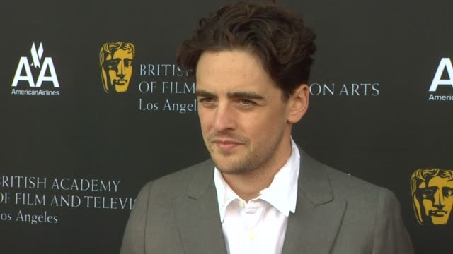 Vincent Piazza at the 9th Annual BAFTA Los Angeles TV Tea Party at Beverly Hills CA