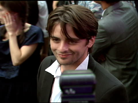 Vincent Piazza at the Cavalli NY Flagship Store Launch at Cavalli Flagship Store in New York New York on September 7 2007