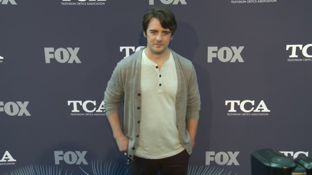 Vincent Piazza at the FOX Summer TCA 2018 AllStar Party at Soho House on August 02 2018 in West Hollywood California