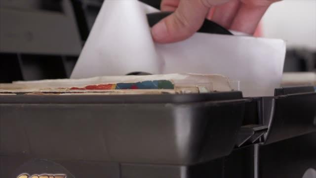 viniyl choice - security blanket stock videos & royalty-free footage