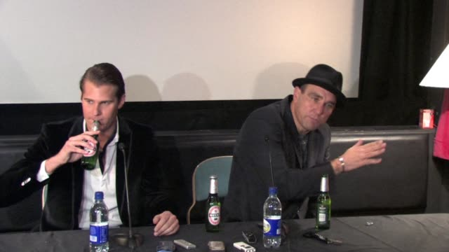 vinnie jones on wanting to leave the house in the early days on being the most recognisable person in the big brother house at the celebrity big... - vinnie jones stock videos & royalty-free footage