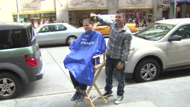 vinny guadagnino and participant at the vinny guadagnino hosts 'fresh to death' event at new york ny. - participant stock videos & royalty-free footage