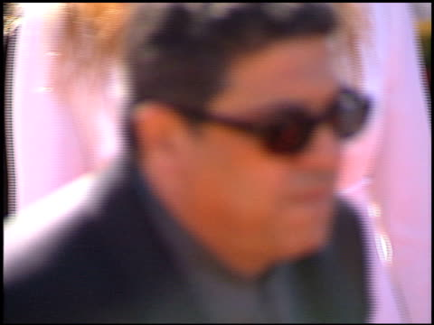 vinny pastore at the 2000 emmy awards at the shrine auditorium in los angeles california on september 10 2000 - vincent pastore stock videos and b-roll footage