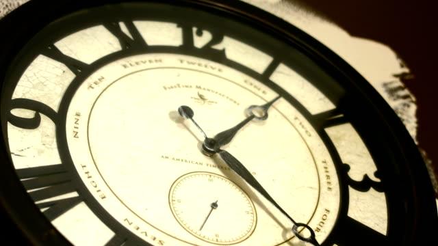 ビンテージ時計(blackmagic 生産カメラ - 腕時計点の映像素材/bロール