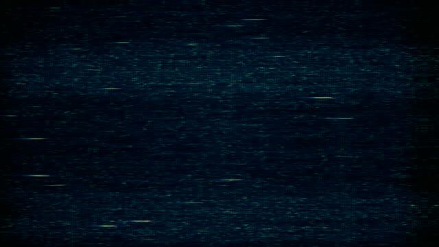 jahrgang tv verzerrung - exorzimus stock-videos und b-roll-filmmaterial