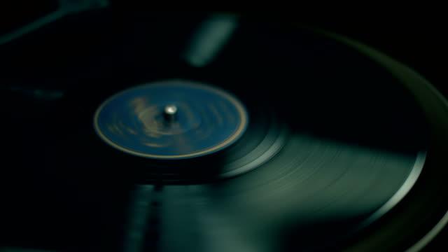 Vinyl-Plattenspieler