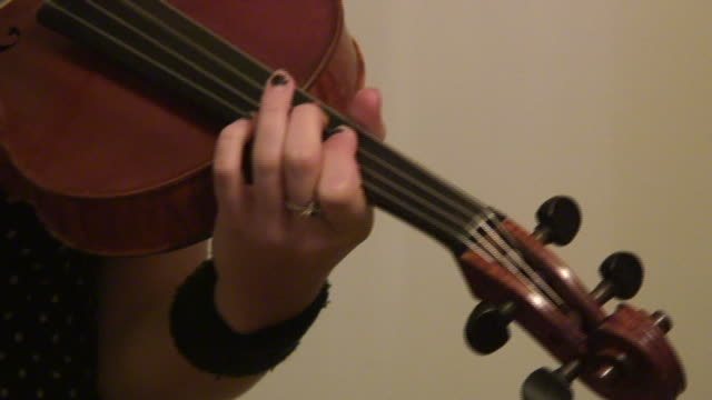 viola 2 hd 1080 60i / - menschlicher finger stock-videos und b-roll-filmmaterial