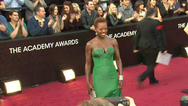 Viola Davis at 84th Annual Academy Awards Arrivals on 2/26/2012 in Hollywood CA