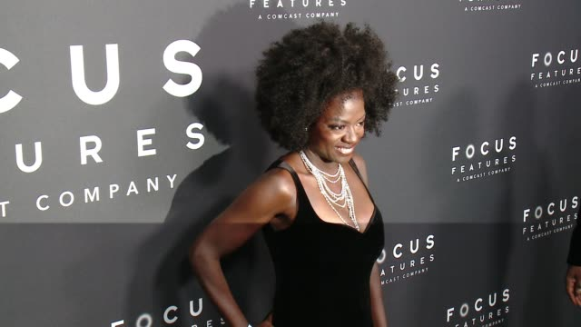 Viola Davis at Focus Features 75th Golden Globe Awards AfterParty at The Beverly Hilton Hotel on January 07 2018 in Beverly Hills California