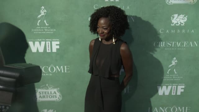 Viola Davis at the 11th Annual Women In Film PreOscar Cocktail Party at Crustacean on March 02 2018 in Beverly Hills California