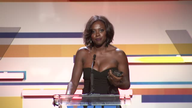 viola davis at the 2012 women in film crystal lucy awards speech viola davis at the 2012 women in film crys at the beverly hilton hotel on june 12... - the beverly hilton hotel stock videos & royalty-free footage