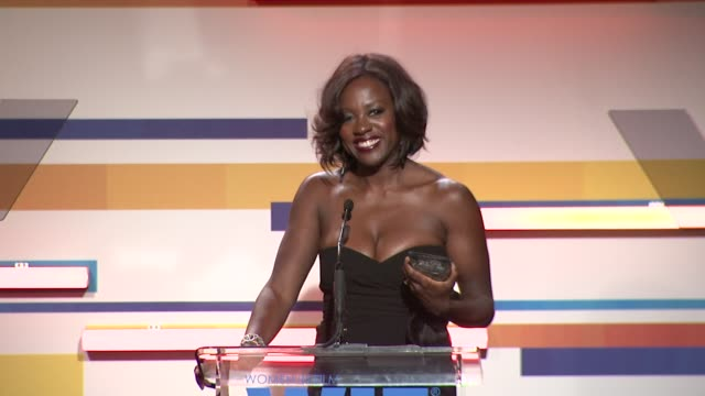 Viola Davis at the 2012 Women In Film Crystal Lucy Awards SPEECH Viola Davis at the 2012 Women In Film Crys at The Beverly Hilton Hotel on June 12...