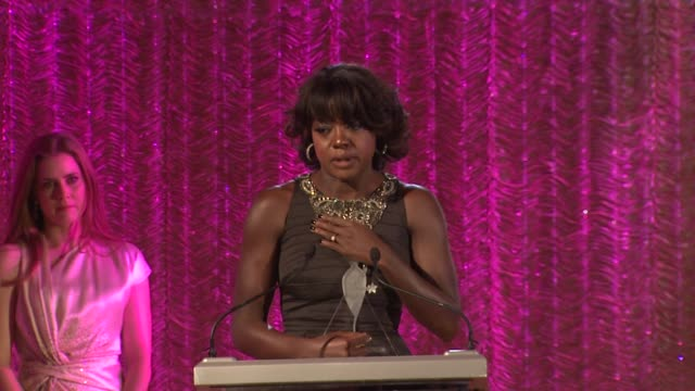 viola davis at the 4th annual essence black women in hollywood award luncheon at beverly hills ca - aromatherapy stock videos & royalty-free footage
