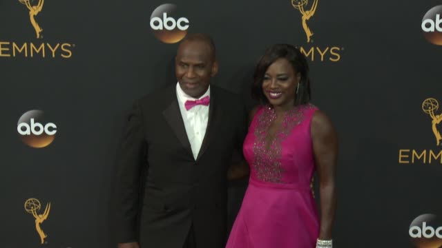 Viola Davis at the 68th Annual Primetime Emmy Awards Arrivals at Microsoft Theater on September 18 2016 in Los Angeles California