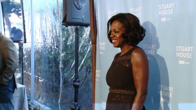 Viola Davis at The Rape Foundation's Dedication Ceremony For The New Stuart House at The Rape Treatment Center on November 17 2015 in Santa Monica...