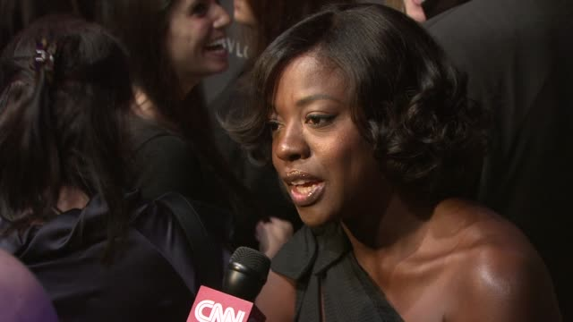 Viola Davis at the The 2008 National Board of Review of Motion Pictures Awards Gala at New York NY