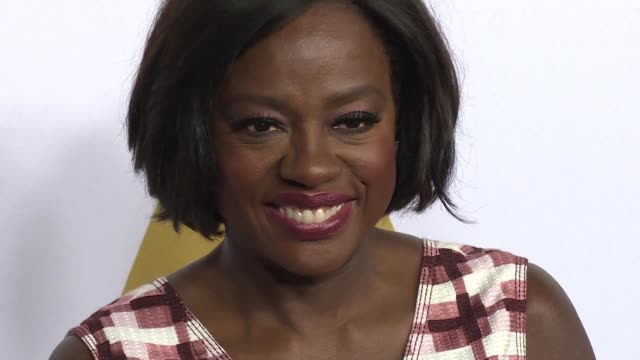 Viola Davis is nominated best supporting actress for her role in the movie Fences at this year's Academy Awards