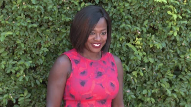 Viola Davis on September 25 2016 in Beverly Hills California