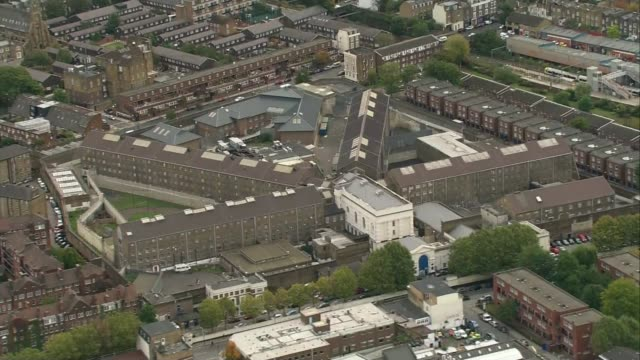 Violence in prisons at record high LIB / Pentonville Prison