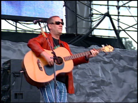 violent femmes at the kroq's weenie roast on june 15, 2002. - kroq stock videos & royalty-free footage