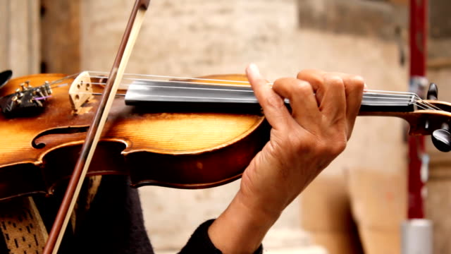 violin player (hd) - soloist stock videos & royalty-free footage