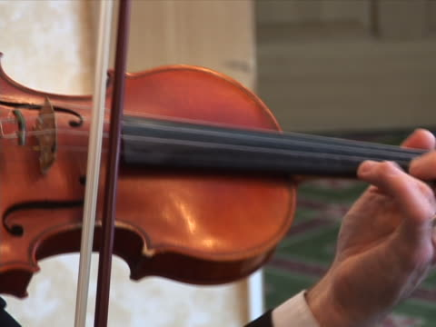 violinist - musical theater stock videos and b-roll footage