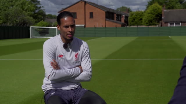 Virgil Van Dijk saying Liverpool need to be ready against Spurs but their opponents will also think the same about them as we are not a nice team to...