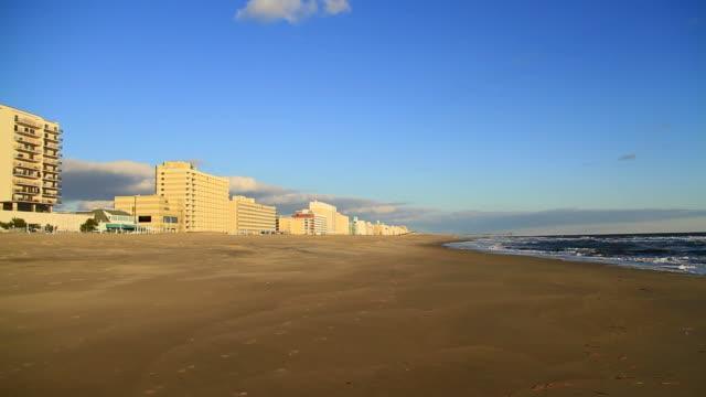 virginia beach, va - virginia beach stock videos & royalty-free footage