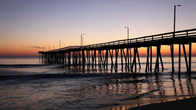 virginia beach - virginia beach stock videos & royalty-free footage