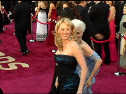 virginia madsen at the 2005 annual academy awards arrivals at the kodak theatre in hollywood california on february 28 2005 - virginia madsen stock videos & royalty-free footage