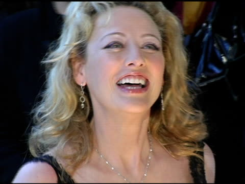virginia madsen at the 2005 critics' choice awards at the wiltern theater in los angeles california on january 10 2005 - wiltern theatre stock videos and b-roll footage