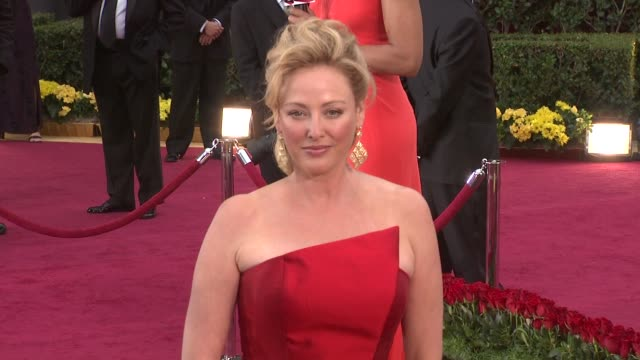 virginia madsen at the 81st academy awards arrivals at los angeles ca - virginia madsen stock videos & royalty-free footage