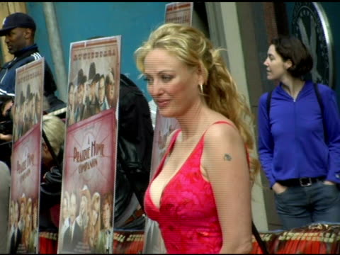 Virginia Madsen at the 'A Prairie Home Companion' New York Premiere at the DGA Theater in New York New York on June 4 2006