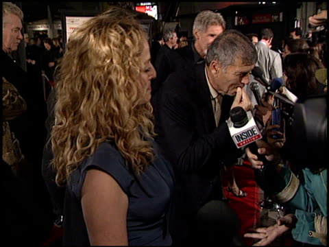virginia madsen at the firewall premiere at grauman's chinese theatre in hollywood, california on february 2, 2006. - virginia madsen stock videos & royalty-free footage