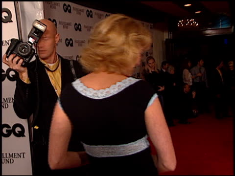 virginia madsen at the gq magazine movie issue party on february 20, 2002. - virginia madsen stock videos & royalty-free footage