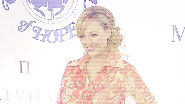 virginia madsen at the mercedesbenz presents the 17th carousel of hope ball at the beverly hilton in beverly hills california on october 29 2006 - virginia madsen stock videos & royalty-free footage
