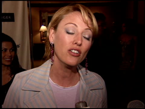 vidéos et rushes de virginia madsen at the race to erase at the westin century plaza hotel in century city, california on april 22, 2005. - race to erase ms