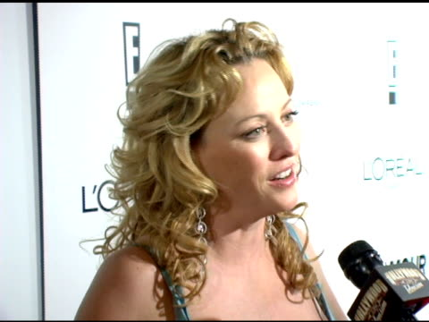virginia madsen is so happy for sandra to win because it was her year this has been a kind of had a 'sideways' reunion the highlight was walking out... - virginia madsen stock videos & royalty-free footage