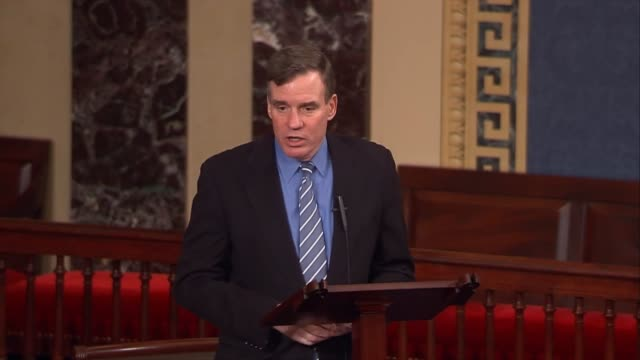 virginia senator mark warner speaks moments after the senate voted 8811 to limit debate on the nomination of former senator dan coats to become the... - waterboarding stock videos & royalty-free footage