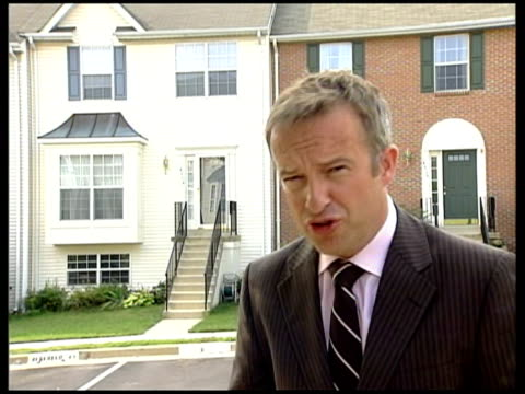 report results Centreville Reporter to camera