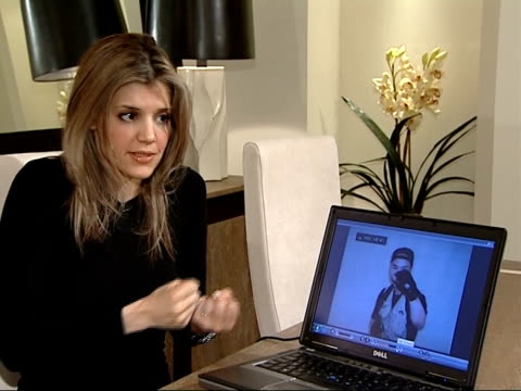 vídeos de stock e filmes b-roll de controversy over broadcast of video made by gunman england london int dr linda papadopoulos interview sot - virginia polytechnic institute and state university