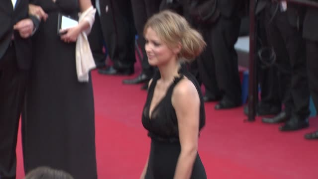 65th cannes film festival at lumiere on may 26 2012 in cannes france - cannes video stock e b–roll