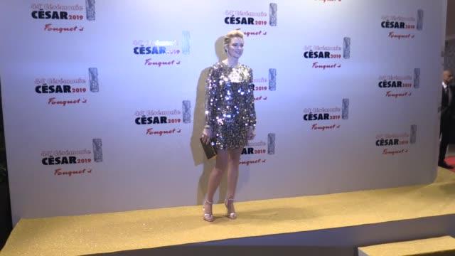 Virginie Efira Sara Girardeau Niels Schneider Vincent Lacoste William Lebghil Raphael Personnaz at Cesar Film Awards 2019 At Le Fouquet s In Paris...